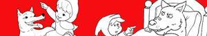 Coloriages Le Petit Chaperon rouge à colorier