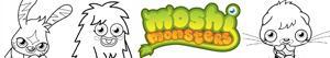 Coloriages Moshi Monsters à colorier