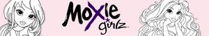 Coloriages Moxie Girlz à colorier