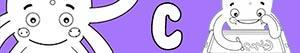 Coloriages Prénoms de Garçon avec C à colorier