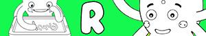 Coloriages Prénoms de Garçon avec R à colorier