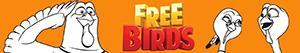 Coloriages Free Birds à colorier